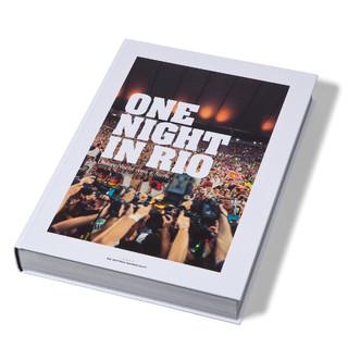 Fotobuch One Night in Rio - Fan Edition
