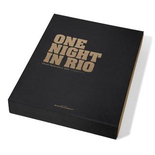 Fotobuch One Night In Rio - Gold Edition
