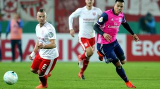 Highlights: Hallescher FC vs. Hamburger SV