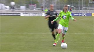 Highlights:  1. FFC Frankfurt vs. VfL Wolfsburg