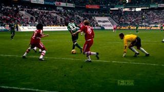 Wolfsburg gegen Bayern: Geschichte eines Spiels