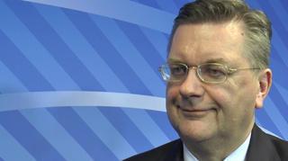 DFB-Präsident Grindel im Interview