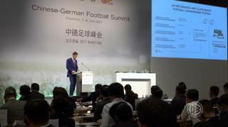 Chinese-German Football Summit