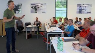 Erster Fortbildungskongress für Trainer des Fußballverbandes Rheinland