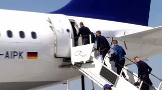 U 21: Anreise nach Polen