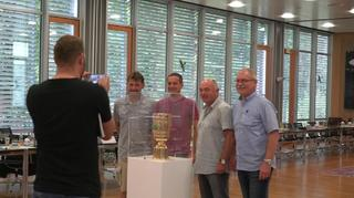 DFB-Pokal Workshop 2017/18