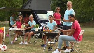 DFB-Frauen stimmen sich auf EM-Start ein