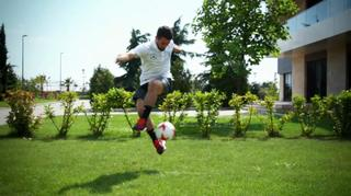 Tricks mit Amin Younes