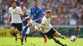 U 19 EM: Deuschland unterliegt Italien im Eröffnungsspiel