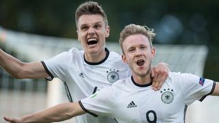 U 19 EM: Deutschland gewinnt abschließendes Gruppenspiel