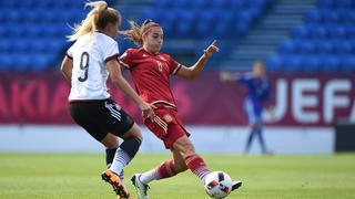 Knappe EM-Auftaktniederlage gegen Spanien