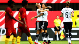 Deutschland vs. Ghana
