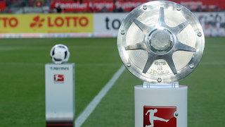 Auftakt der 2. Bundesliga.