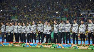 Silber! Olympiaauswahl unterliegt vom Punkt