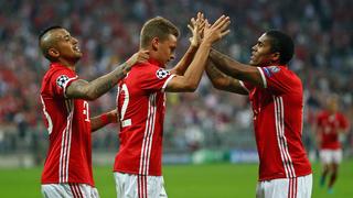 Torreiche Partien zum Auftakt der Champions League