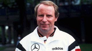 Karriere in Bildern: Berti Vogts wird 70