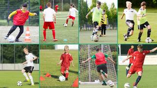 DFB-Training online: Motivierende Spiele zum Saisonende
