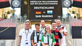 Fan-tastic Moment: Stadionaktion in Nürnberg