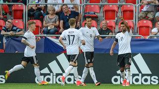 Perfekter Turnierauftakt: U 21 siegt 2:0 gegen Tschechien