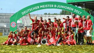 B-Junioren-Finale: Bayern gegen Bremen