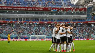 DFB-Team feiert Auftaktsieg beim Confed Cup