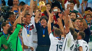 Fünf Bundestrainer, sechs WM-Titel