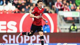 Ein Spiel Sperre für Patrick Kammerbauer vom 1. FC Nürnberg