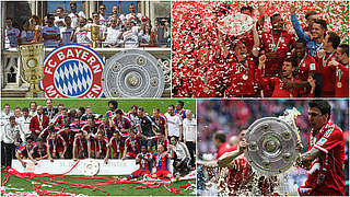 Bayern vor 27. Meisterschaft: Erste Chance auf Rekordtitel