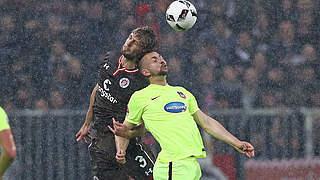 St. Pauli feiert vierten Sieg in Serie