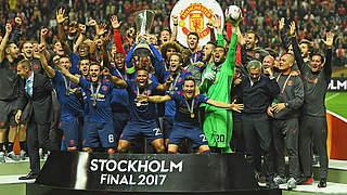Kein Titel für Younes: Amsterdam verliert Finale gegen ManUnited