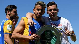 Canbaz: Heute Junioren-Pokalsieger, bald Bundesligaprofi?