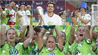Wolfsburg nach dem Pokalsieg: Respekt, Reue und Abschied