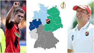 Halberstadt: Petersen-Duell im DFB-Pokal?