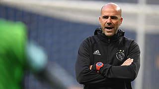 Peter Bosz neuer Trainer beim BVB