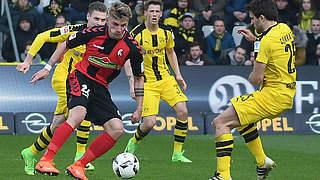 Freiburger Philipp wechselt zum BVB