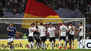 7:0 gegen San Marino im Video: DFB-Team in Torlaune