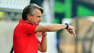 Horst Steffen neuer Trainer in Chemnitz