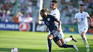 EM: England dreht Spiel gegen Slowakei