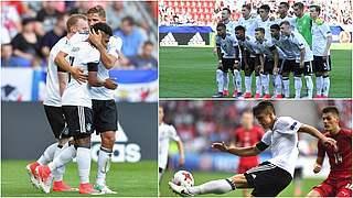 So startet die U 21 gegen Dänemark