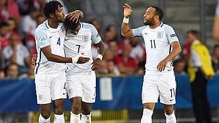 England folgt Spanien ins EM-Halbfinale