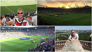 Super, mega, lecker: Jens Hentschel genießt die U 21-EM