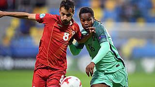 U 21-EM: Portugal verpasst Halbfinale