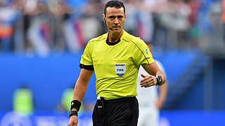 Roldan pfeift DFB-Team gegen Kamerun