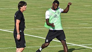 Löw: Rüdiger spielt gegen Kamerun