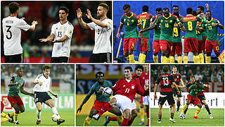 Weltmeister noch unbesiegt gegen Kamerun