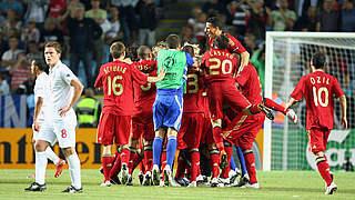 England im Faktencheck: Klare Sache im Finale 2009
