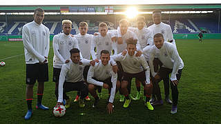 Schlüssel gegen England: Mentale Stärke