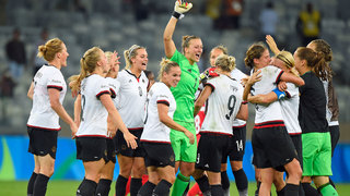 Olympisches Halbfinale: Deutschland vs. Kanada
