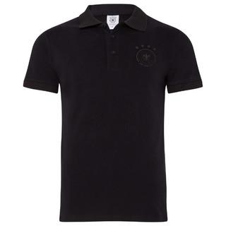 Poloshirt Logo Schwarz