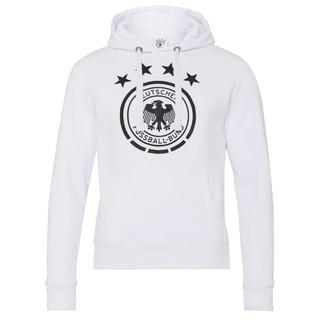Hoodie Logo Weiß